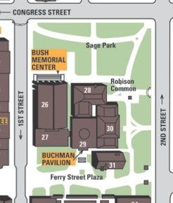 Click to download full campus map