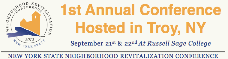 New York State Neighborhood Revitalization Conference